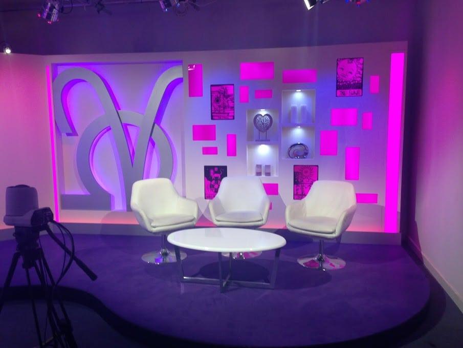 TV Studios amp Set Design