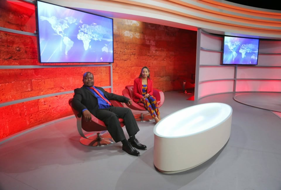 AZAM TV Presenters