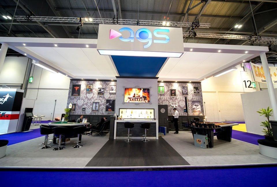 AGS Exhibition Stand