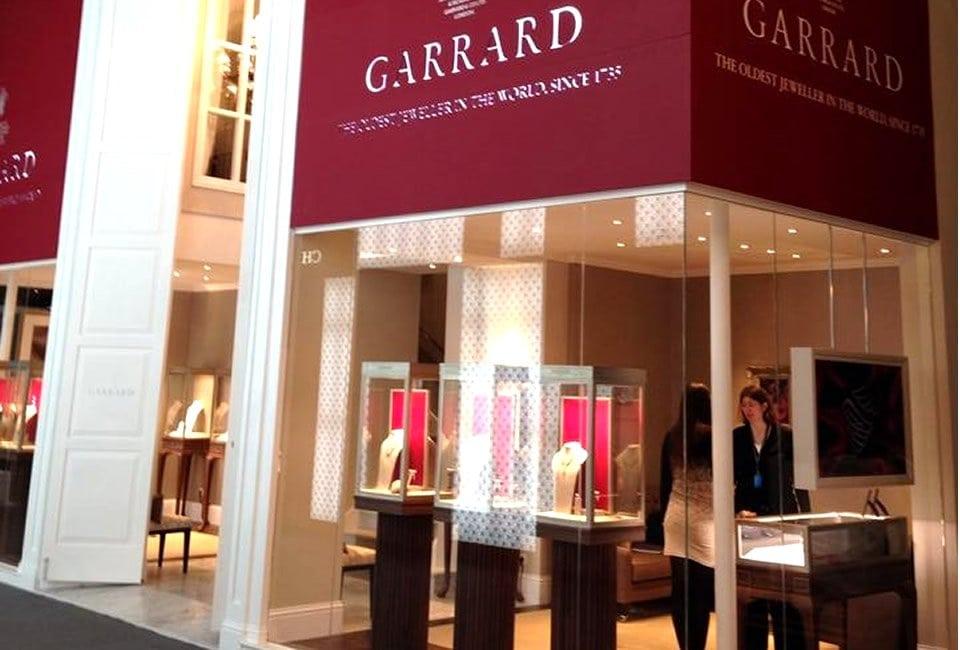 Garrard Jewellery Basel