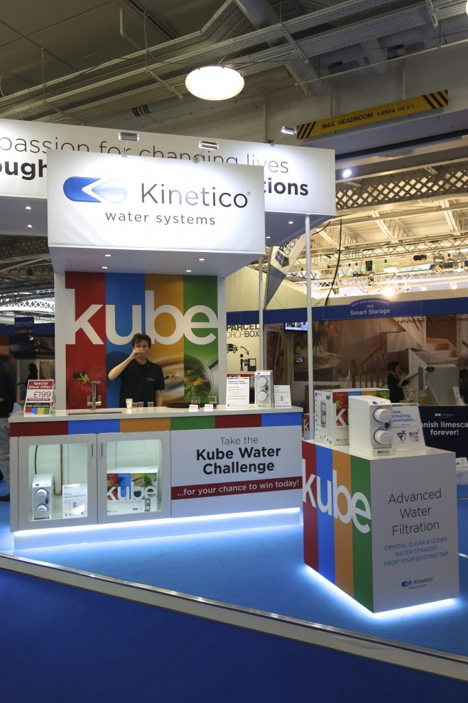 Kinetico Exhibition Stand