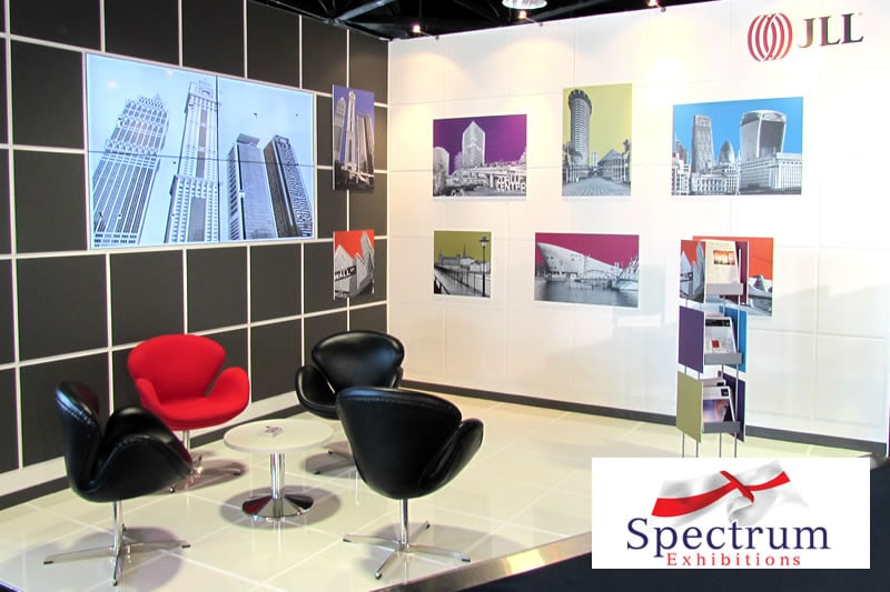 Exhibition Stand Options : Exhibition stand seating explored