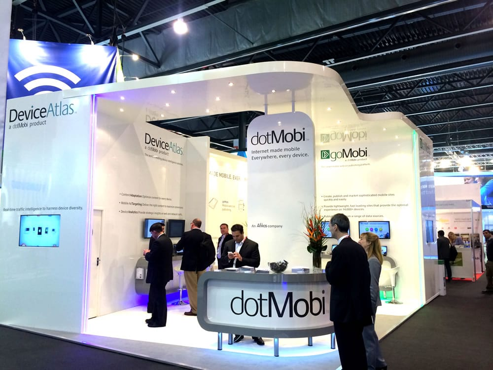 Modern Exhibition Stand Out : Modern exhibition stand design build