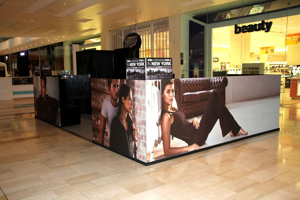 Expo Stands Pop Update : Retail shopping centre pop up exhibition stands