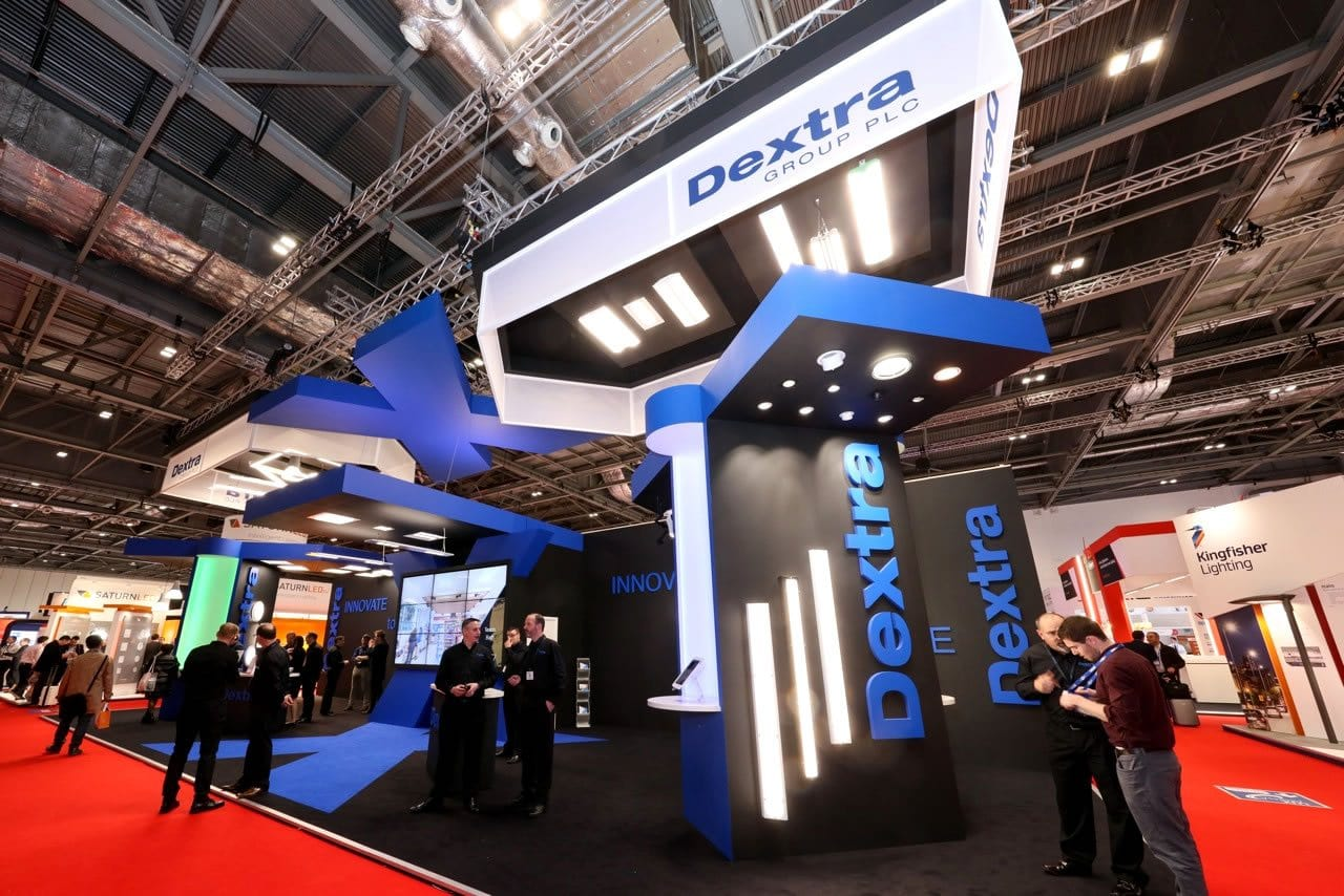 Dextra Group Exhibition Stand